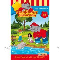 Hörbuch: Benjamin Blümchen 114 und der Delfin  von Elfie Donnelly