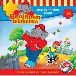 Hörbuch: Benjamin Blümchen 78: ... und der kleine Hund. CD  von Elfie Donnelly