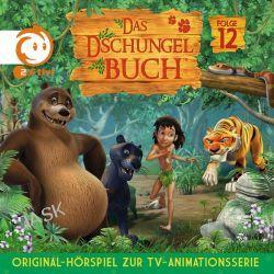 Hörbuch: Das Dschungelbuch 12
