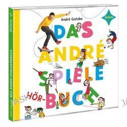 Hörbuch: Das André-Spiele-Hörbuch  von André Gatzke