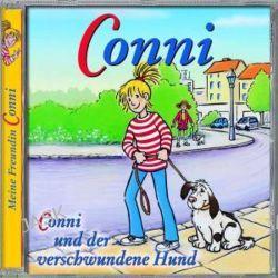 Hörbuch: Conni. Conni und der verschwundene Hund. CD  von Liane Schneider