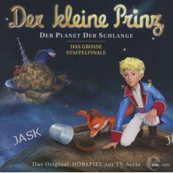 Hörbuch: Der kleine Prinz 22. Der Planet der Schlange