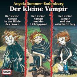 Hörbuch: Der kleine Vampir - Vampirbox 4  von Angela Sommer-Bodenburg