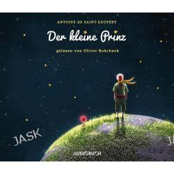 Hörbuch: Der kleine Prinz  von Antoine de Saint-Exupery