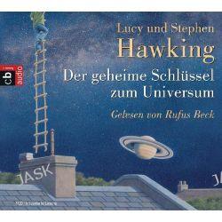 Hörbuch: Der geheime Schlüssel zum Universum  von Stephen Hawking,Lucy Hawking