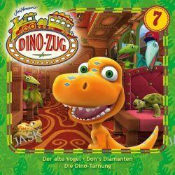 Hörbuch: Der Dino-Zug 07: D. a. Vogel/ Don's Diamanten/ Die Dino-Tarnung
