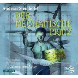 Hörbuch: Der mechanische Prinz  von Andreas Steinhöfel