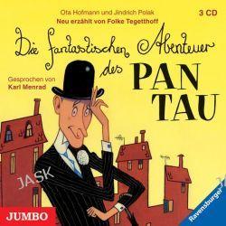Hörbuch: Die Abenteuer des Pan Tau  von Folke Tegetthoff