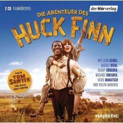 Hörbuch: Die Abenteuer des Huck Finn  von Mark Twain