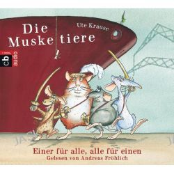 Hörbuch: Die Muskeltiere  von Ute Krause
