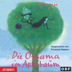 Hörbuch: Die Omama im Apfelbaum, 1 Audio-CD  von Mira Lobe