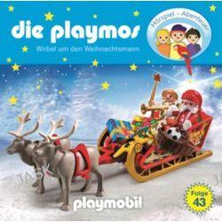 Hörbuch: Die Playmos 43. Wirbel um den Weihnachtsmann