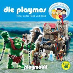 Hörbuch: Die Playmos 45. Ritter außer Rand und Band