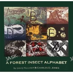 A Forest Insect Alphabet by David L. Kulhavy, 9781936205707.