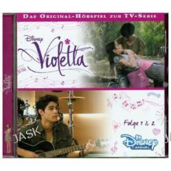 Hörbuch: Disney - Violetta Folge 01