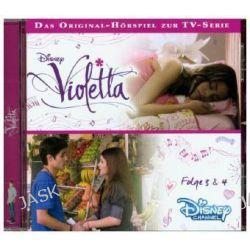 Hörbuch: Disney - Violetta Folge 02