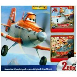 Hörbuch: Disney / Pixar - Planes-Box