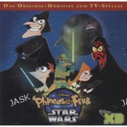 Hörbuch: Disney - Phineas und Ferb Star Wars