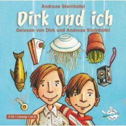 Hörbuch: Dirk und ich  von Andreas Steinhöfel