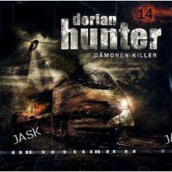 Hörbuch: Dorian Hunter 14. Jagd nach Paris