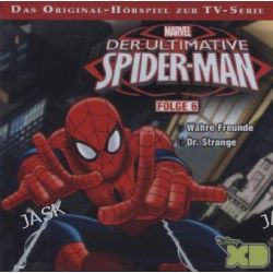 Hörbuch: Disney/Marvel - Der ultimative Spiderman 06/CD