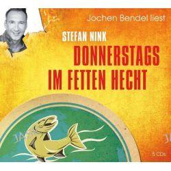 Hörbuch: Donnerstags im Fetten Hecht  von Stefan Nink
