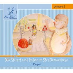Hörbuch: Dix, Stuart & Isidor im Straßenverkehr 01  von Various Artists