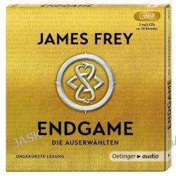 Hörbuch: Endgame - Die Auserwählten (2 MP3 CD)  von James Frey