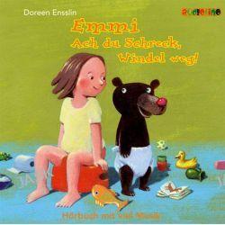 Hörbuch: Emmi. Ach du Schreck, Windel weg!  von Doreen Ensslin