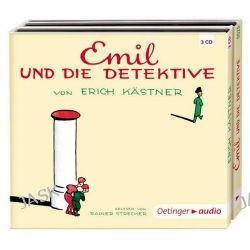 Hörbuch: Emil und die Detektive  von Erich Kästner