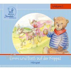 Hörbuch: Emmi & Basti auf der Koppel 01  von Katja Ruhl