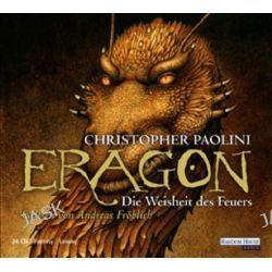 Hörbuch: Eragon 03. Die Weisheit des Feuers  von Christopher Paolini
