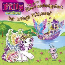 Hörbuch: Filly 03: Das Überraschungsfest / Der lustige Schluckauf