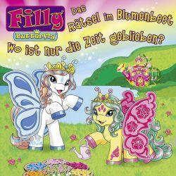 Hörbuch: Filly 01: Rätsel im Blumenbeet / Wo ist die Zeit geblieben?