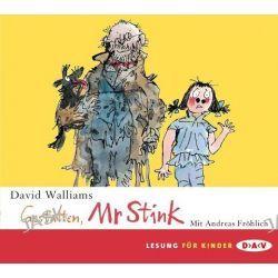 Hörbuch: Gestatten, Mr Stink  von David Walliams