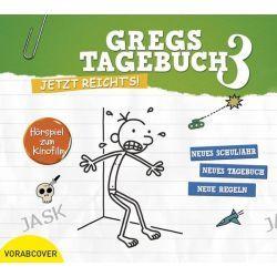 Hörbuch: Gregs Film-Tagebuch 3 - Ich war's nicht!  von Jeff Kinney