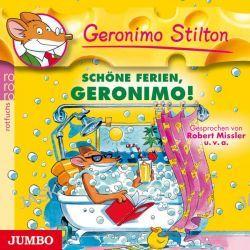 Hörbuch: Geronimo Stilton 06 Schöne Ferien, Geronimo!  von Geronimo Stilton