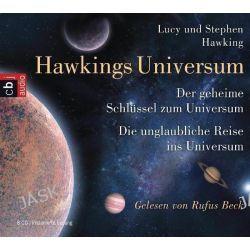 Hörbuch: Hawkings Universum  von Lucy Hawking,Stephen Hawking