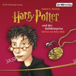 Hörbuch: Harry Potter 6 und der Halbblutprinz  von Joanne K. Rowling