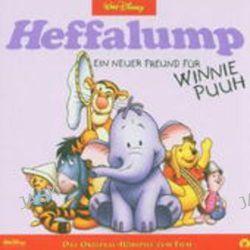 Hörbuch: Heffalump, ein neuer Freund für Winnie Puuh. CD  von Walt Disney