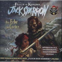 Hörbuch: Jack Sparrow 4. Das Erbe von Cortez