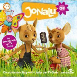 Hörbuch: JoNaLu - CD 08. Sing mit den JoNaLus