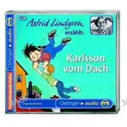 Hörbuch: Karlsson vom Dach. 2 CDs  von Astrid Lindgren