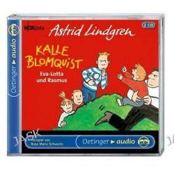 Hörbuch: Kalle Blomquist, Eva-Lotta und Rasmus  von Astrid Lindgren