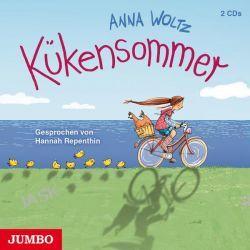 Hörbuch: Kükensommer  von Anna Woltz