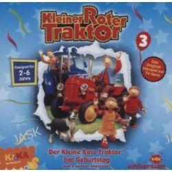 Hörbuch: Kleiner Roter Traktor 3,Audio