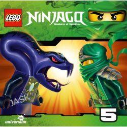 Hörbuch: LEGO Ninjago (CD 05)