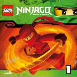 Hörbuch: LEGO Ninjago (CD 01)