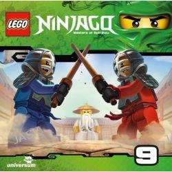 Hörbuch: LEGO Ninjago (CD 09)