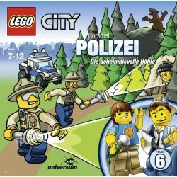 Hörbuch: LEGO City 06 Forest Police